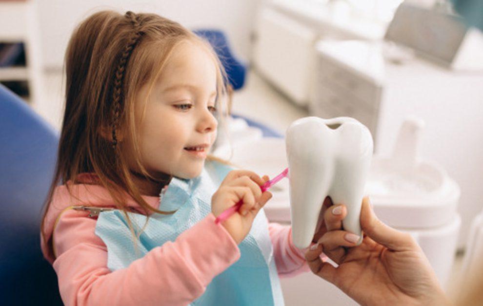 Como cuidar da saúde bucal das crianças?