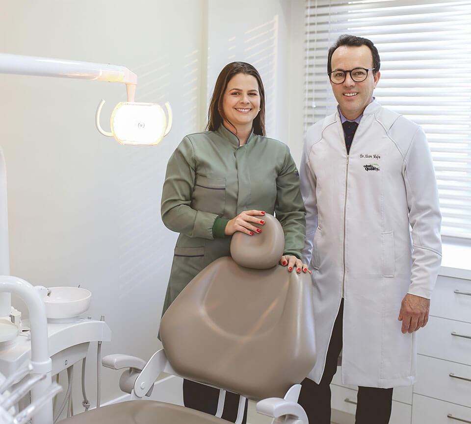 Implantes e Próteses Dentárias em Tijucas e em Florianópolis