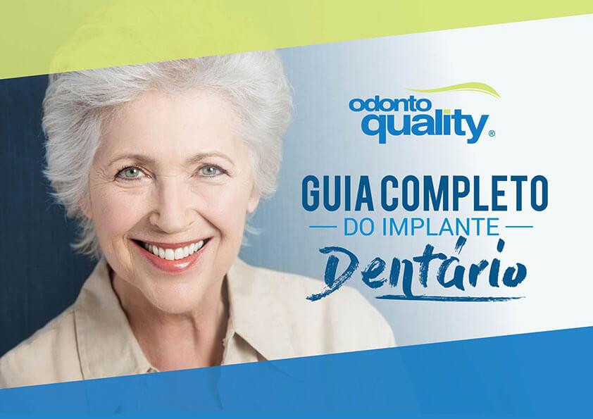 Guia Completo do Implante Dentário